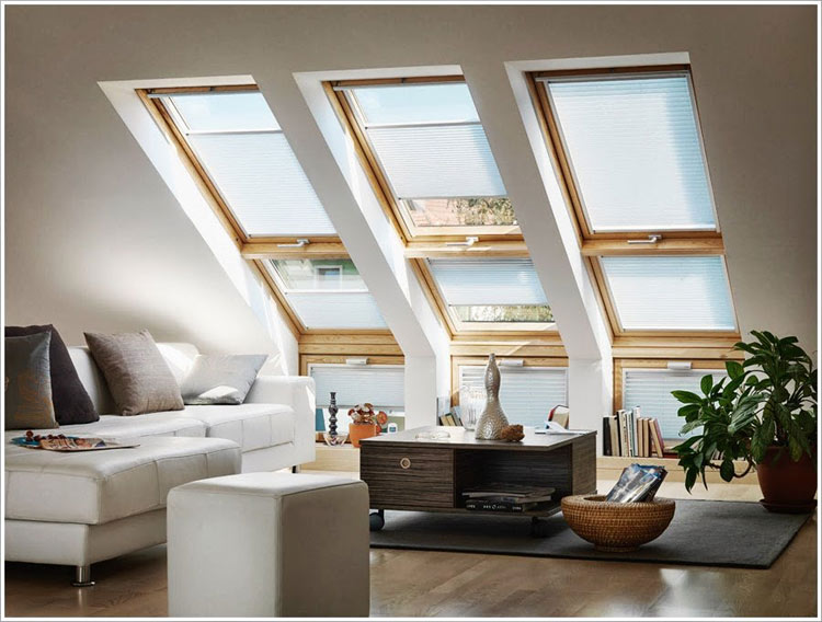 Velux-blinds-flying-pleated